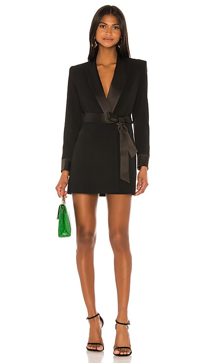 Carlotta Blazer Dress VALENTINA SHAH $695 BEST SELLER