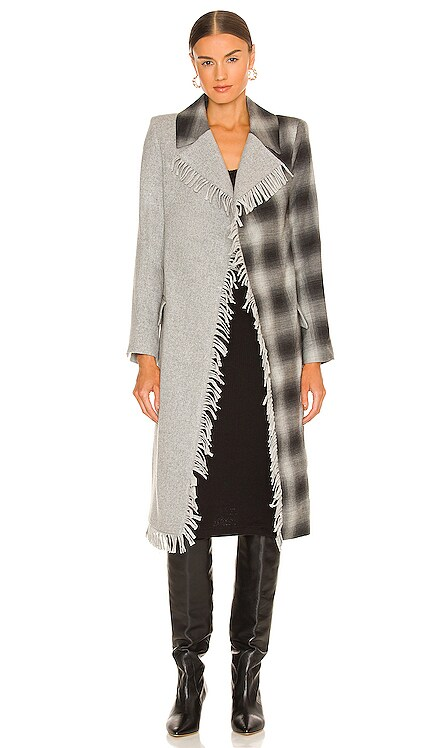 Rita Coat VALENTINA SHAH $935 NEW