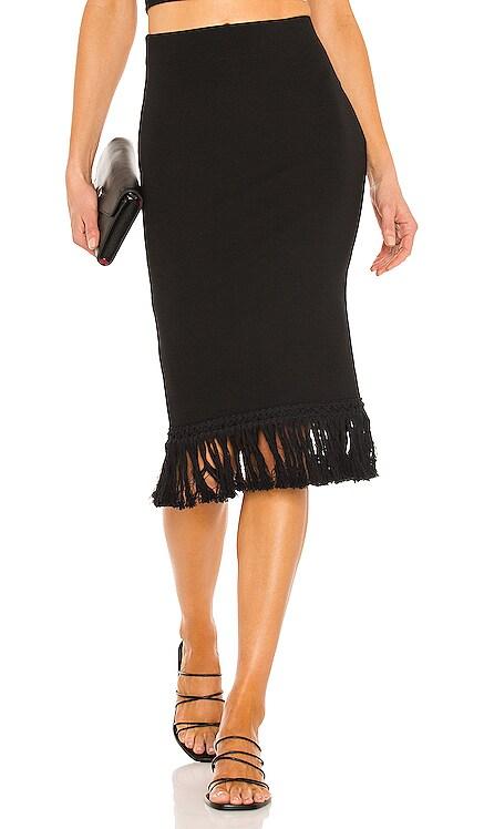Sonia Knit Skirt VALENTINA SHAH $380 NEW