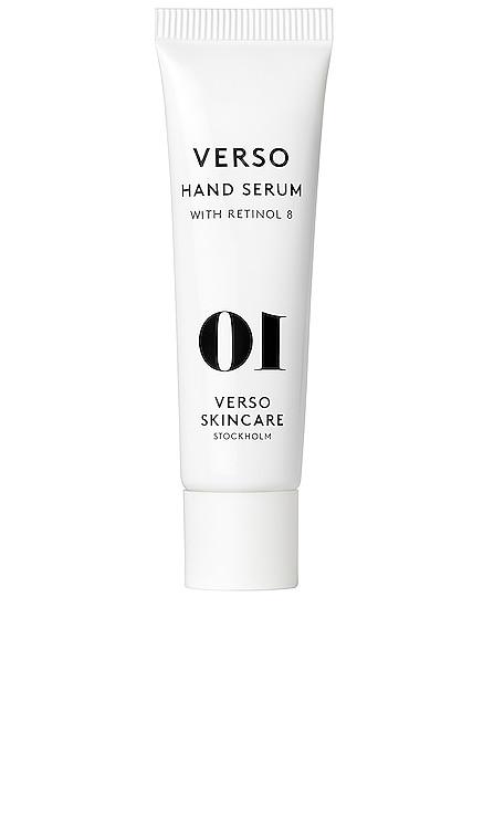 Hand Serum VERSO SKINCARE $55