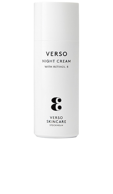 Night Cream VERSO SKINCARE $110