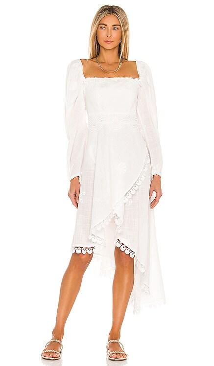 La Medusa Dress Waimari $325