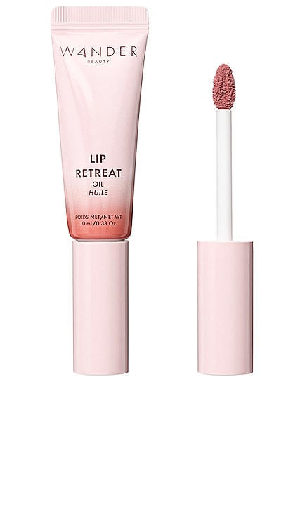 МАСЛО ДЛЯ ГУБ LIP RETREAT Wander Beauty $22