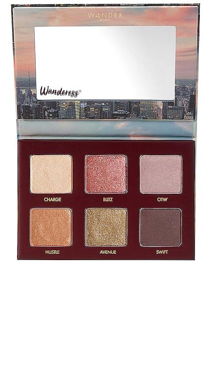 PALETA DE SOMBRAS WANDERESS RUSH Wander Beauty $25