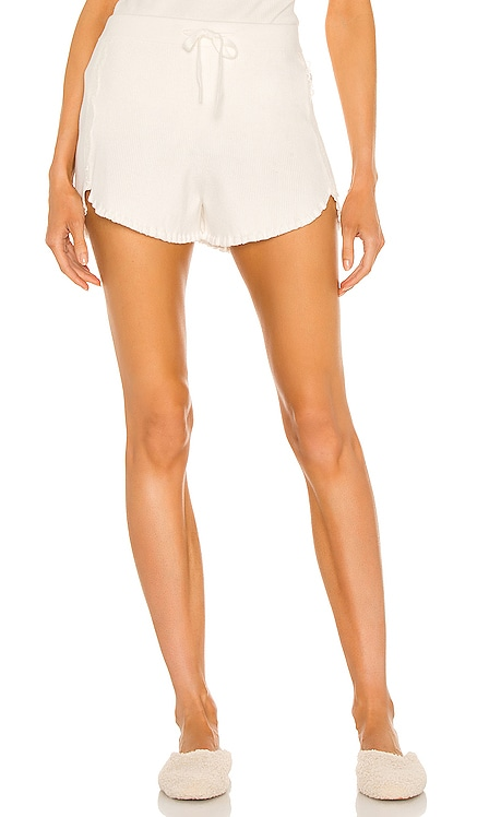 Lux Ribbed Shorts Weekend Stories $178