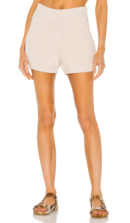 Hilary Knit Shorts Weekend Stories $178 NEW