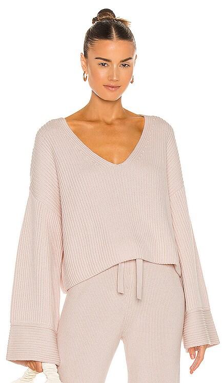 Kiera V Neck Sweater Weekend Stories $238 NEW