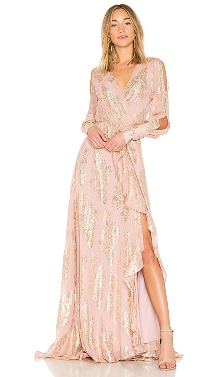 Lotus Maxi Dress We Are Kindred $1,080