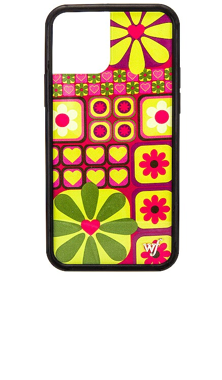 Flower Funk iPhone 12/ 12 Pro Case Wildflower $35 NEW