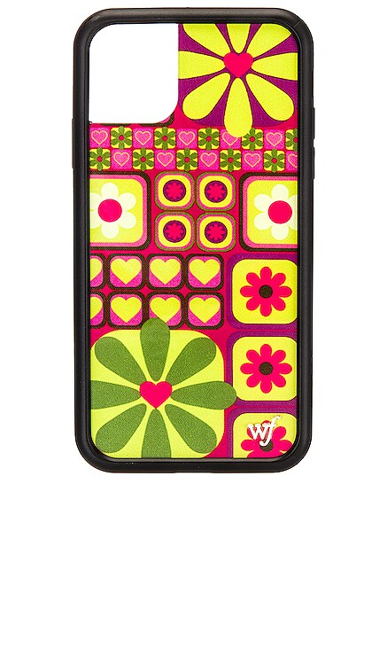 Flower Funk iPhone 11 Case Wildflower $35 NEW