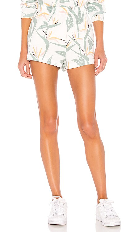 Bird Of Paradise Havi Shorts Wildfox Couture $98 BEST SELLER