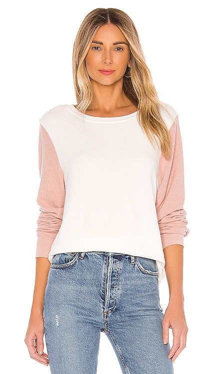 Solid Baggy Beach Jumper Wildfox Couture $88 NEW ARRIVAL