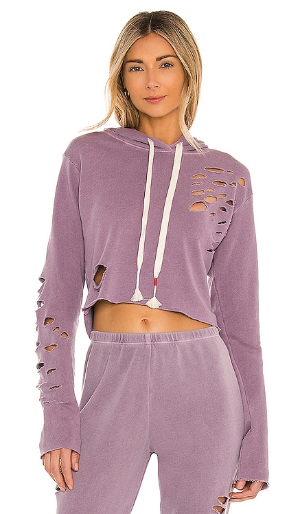 Rags To Riches Ivy Sweatshirt Wildfox Couture $108 NEW