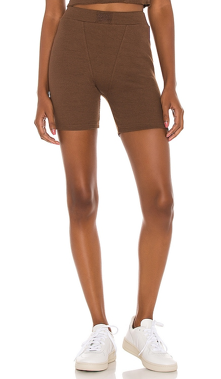 LNGE Rib Short Winter Muse $33 (FINAL SALE)