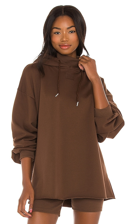 LNGE Oversized Hoodie Winter Muse $109