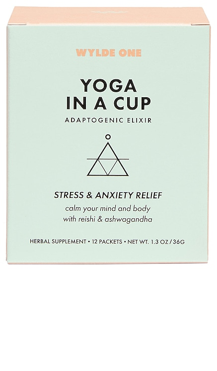 Yoga In A Cup WYLDE ONE $35 NEW ARRIVAL