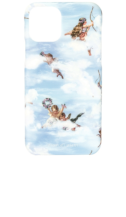 Baby Angels iPhone 11 Pro Case WeWoreWhat $30 NUEVO