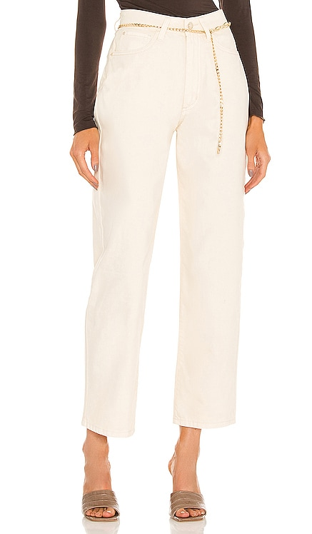 High Rise Dad Jean WeWoreWhat $168 NEW