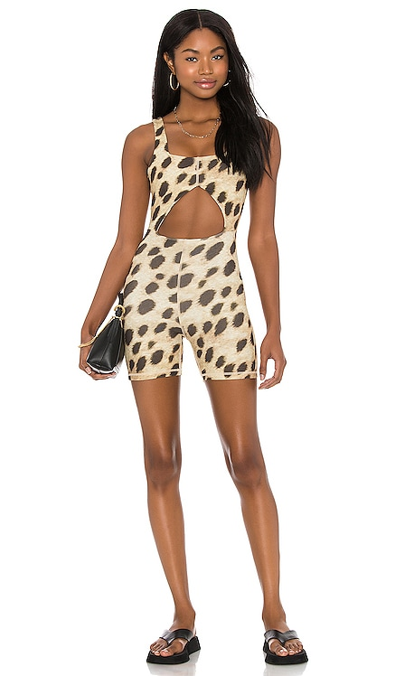 Cutout Bodysuit WeWoreWhat $88 BEST SELLER