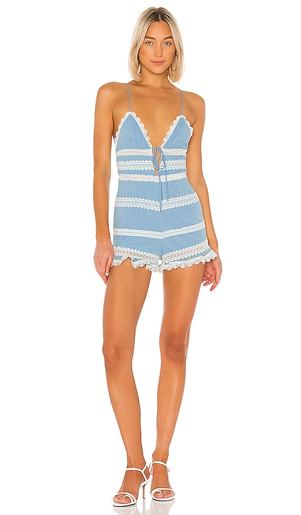 Malani Romper X by NBD $47 (FINAL SALE)