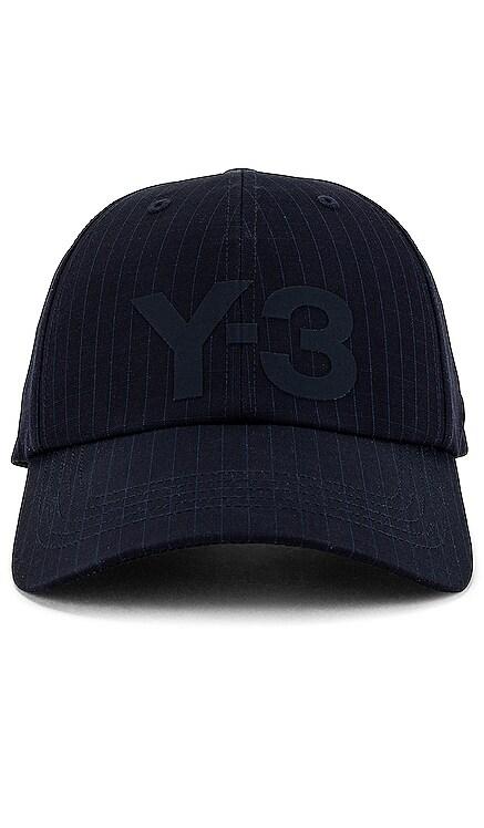 Ripstop Logo Cap Y-3 Yohji Yamamoto $80