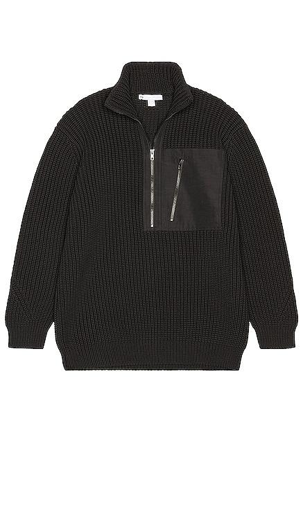 M Ch3 Knit Half Zip Y-3 Yohji Yamamoto $338