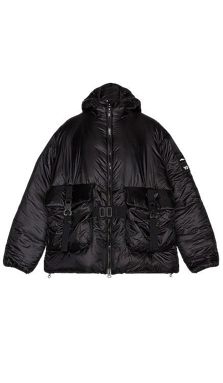 M Ch3 Lightweight Puffy Jacket Y-3 Yohji Yamamoto $525