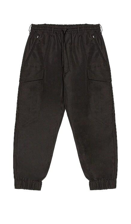 Winter Nylon Cargo Pants Y-3 Yohji Yamamoto $330