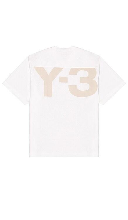 Classic Paper Jersey Tee Y-3 Yohji Yamamoto $120 NEW