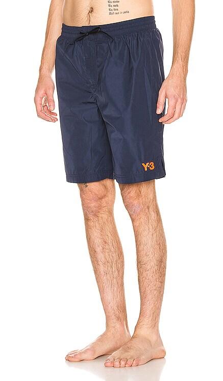 Logo Swim Shorts Y-3 Yohji Yamamoto $150