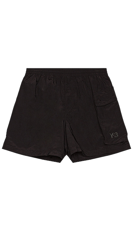 Utility Swim Shorts Y-3 Yohji Yamamoto $160 NEW