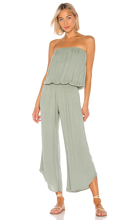 Aviana Jumpsuit Young, Fabulous & Broke $198 BEST SELLER