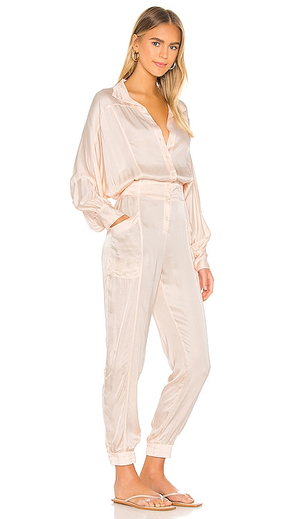 x REVOLVE Louie Jumpsuit Young, Fabulous & Broke $238