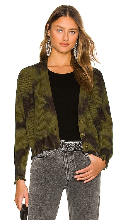 Clark Cardi Sweater Young, Fabulous & Broke $145 NEW