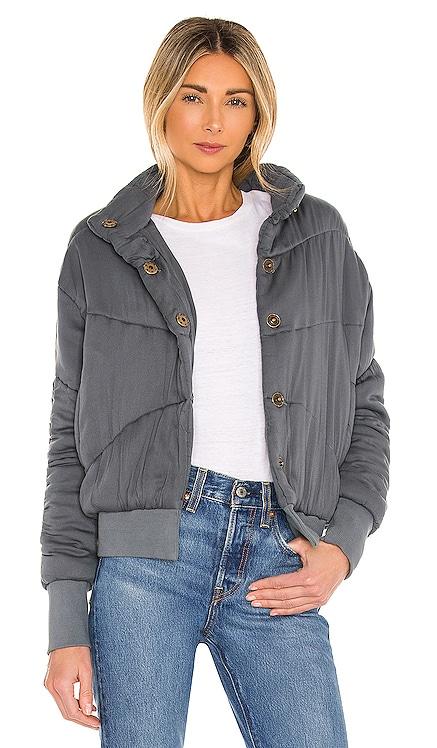 Puffer Jacket Young, Fabulous & Broke $158