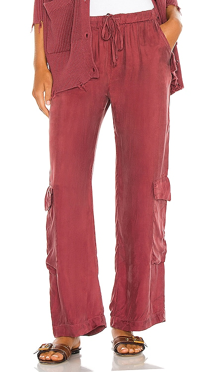 Cooper Cargo Pants Young, Fabulous & Broke $172 NEW