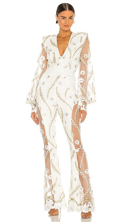 White Rabbit Jumpsuit Zhivago $625 BEST SELLER
