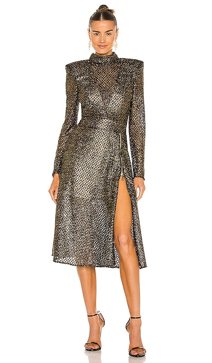 M'Lady Dress Zhivago $528