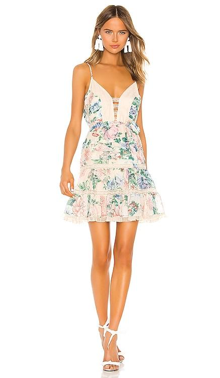 Verity Scallop Dress Zimmermann $390