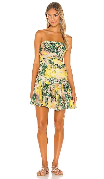 Juliette Cut Out Flip Dress Zimmermann $590 NEW