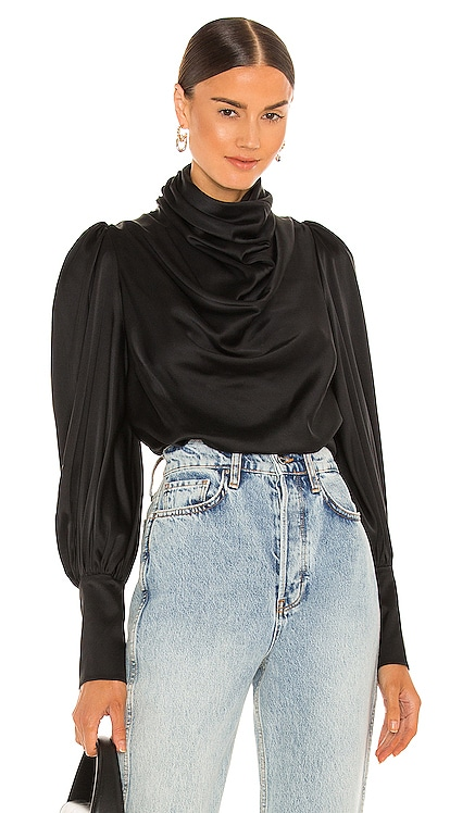 Silk Cowl Blouse Zimmermann $450 NEW