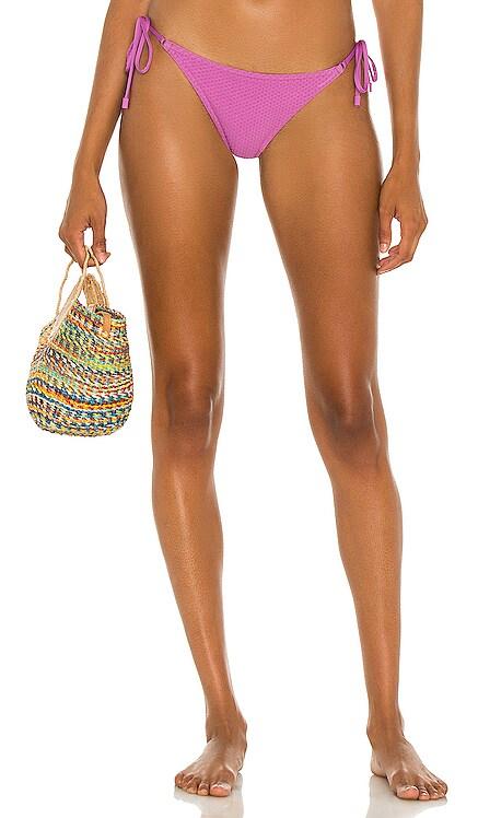 Separates Tie Side Pant Bikini Bottom Zimmermann $95 NEW