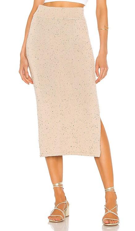 Dusty Knit Skirt ZULU & ZEPHYR $150