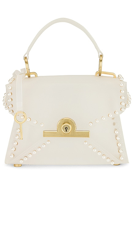 Amelia Mini Satchel Zac Zac Posen $395 Wedding