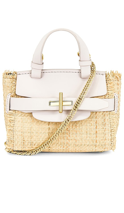 Brigette Mini Top Handle Bag Zac Zac Posen $295 NEW