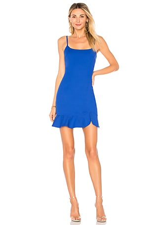 60be3cea0208 Shayla Ruffle Mini Dress