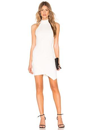 d3f7322df66d Tegan Wrap Mini Dress