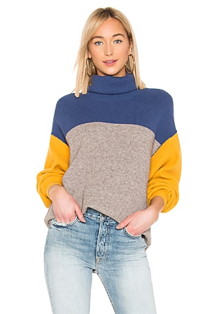 916d92a0171 Softly Structured Colorblock Sweater