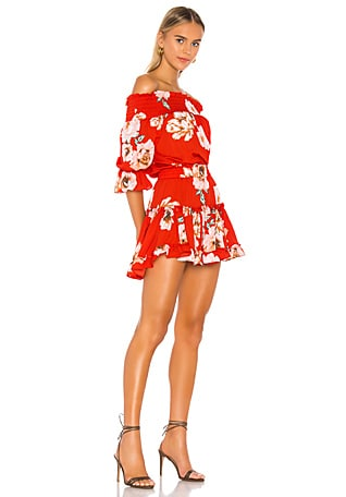 Dresses Floral Zimmermann fortune burnout dress in floral from revolve.com. dresses floral