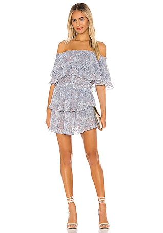X REVOLVE Kailey Dress